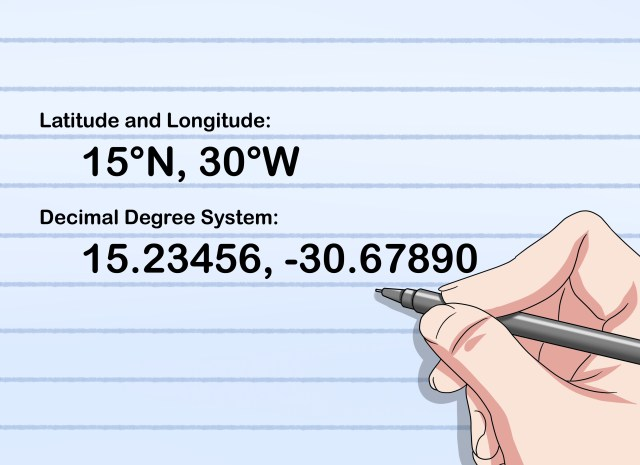 9 Ways to Write Latitude and Longitude - wikiHow