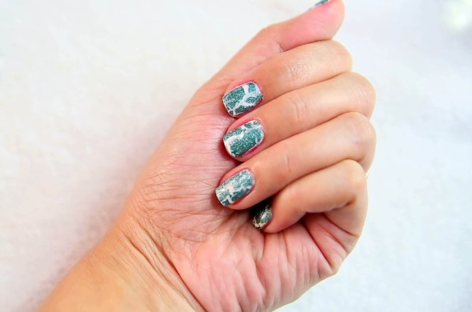 Add Some Glitter If You Re Looking For A Fun Look Your Nails Could Be The Little Bit Of Pop Need To E Style