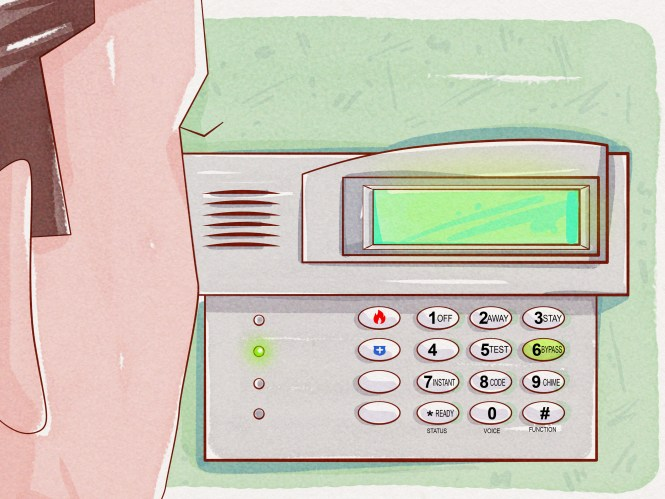 how to reprogram adt home alarm