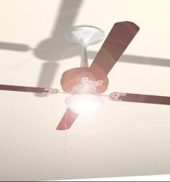 ceiling fan wiring harnes [ 1280 x 720 Pixel ]