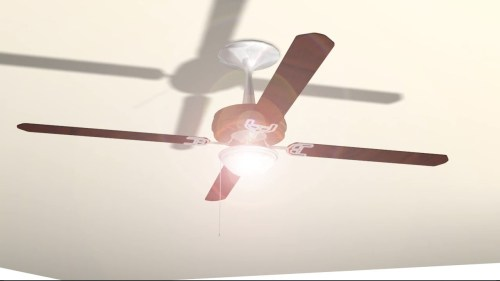 small resolution of ceiling fan wiring harnes