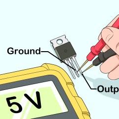 Mk Emergency Key Switch Wiring Diagram 1995 Dodge Dakota Alternator How To Test A Voltage Regulator 12 Steps With Pictures