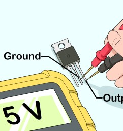 how to test a voltage regulator [ 3200 x 2400 Pixel ]