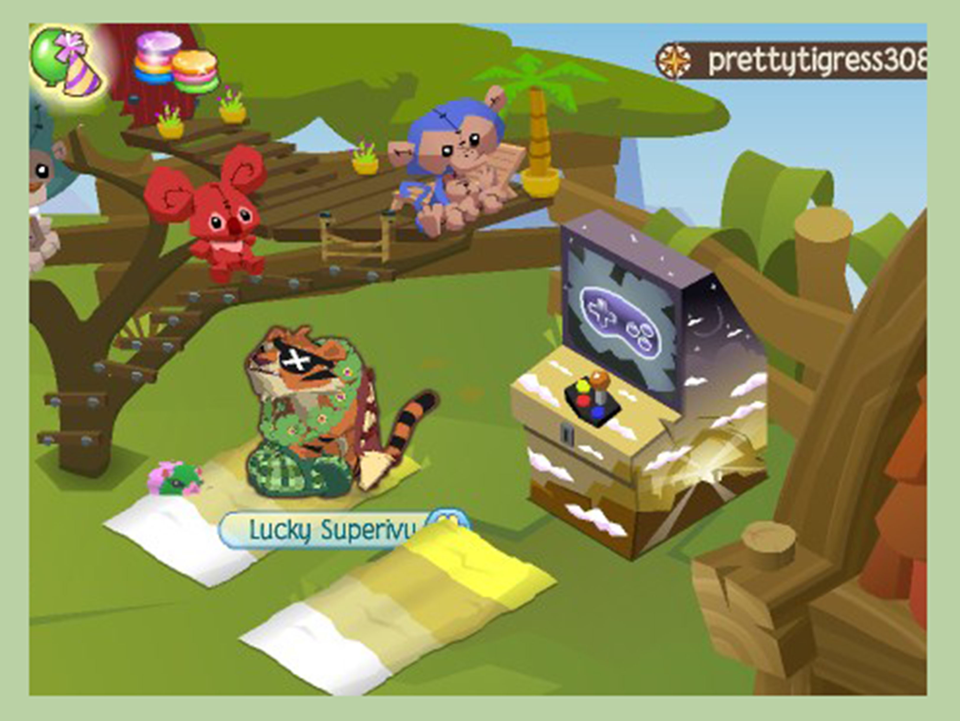 desk and chair animal jam swivel plate how to make a daycare on 7 steps with pictures