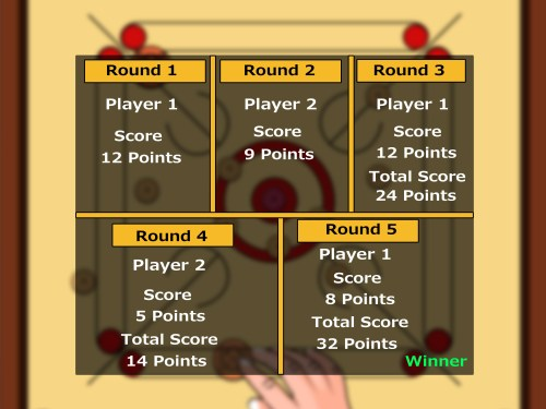 small resolution of how to play carrom for beginners
