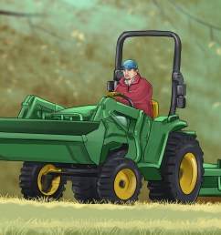 how to replace brakes on a john deere 5105 tractor [ 3200 x 2400 Pixel ]