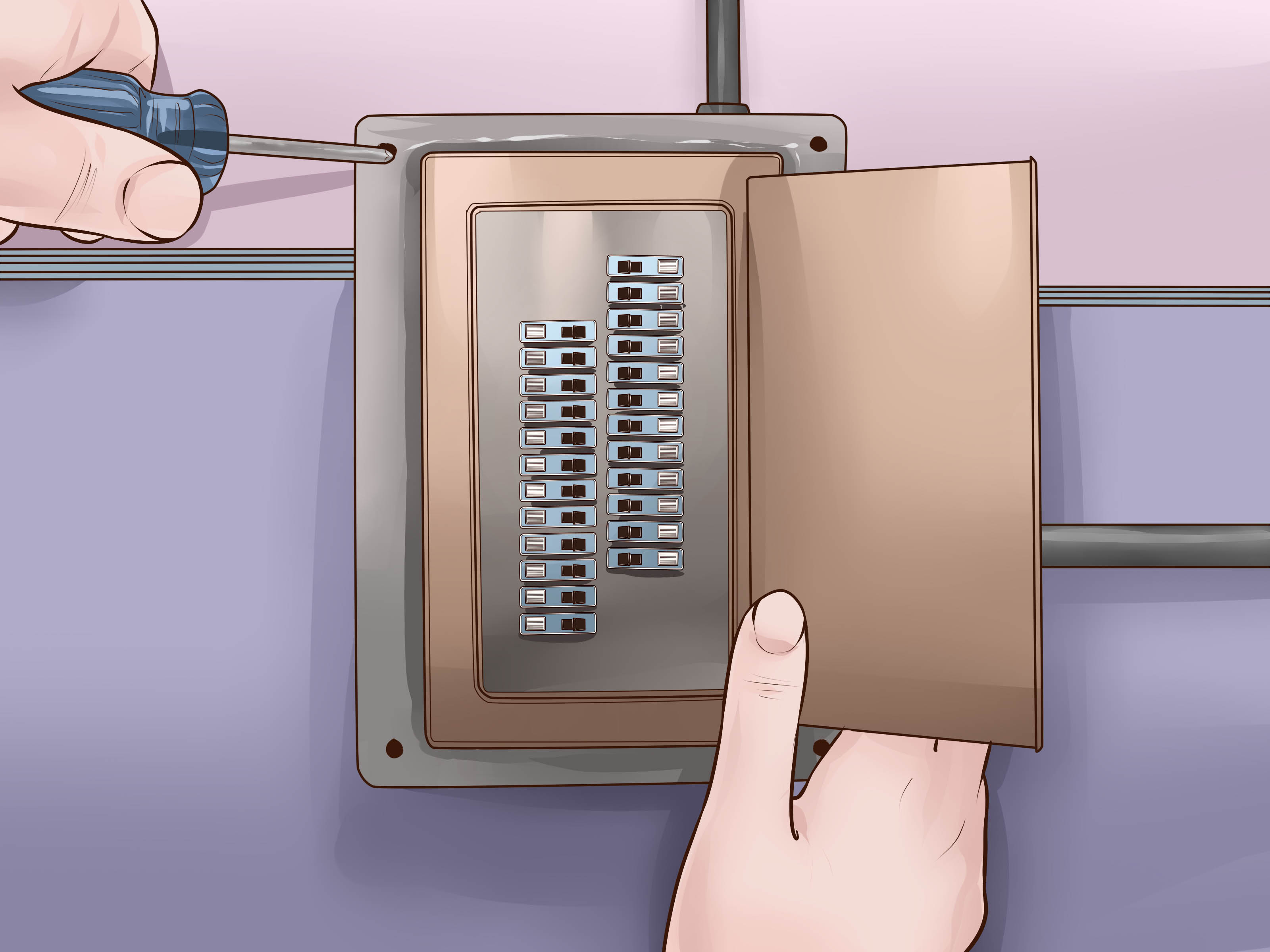 Installing A New Circuit Breaker In Installing A 12 Volt Circuit
