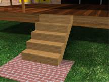 Build Porch Steps 13 With - Wikihow