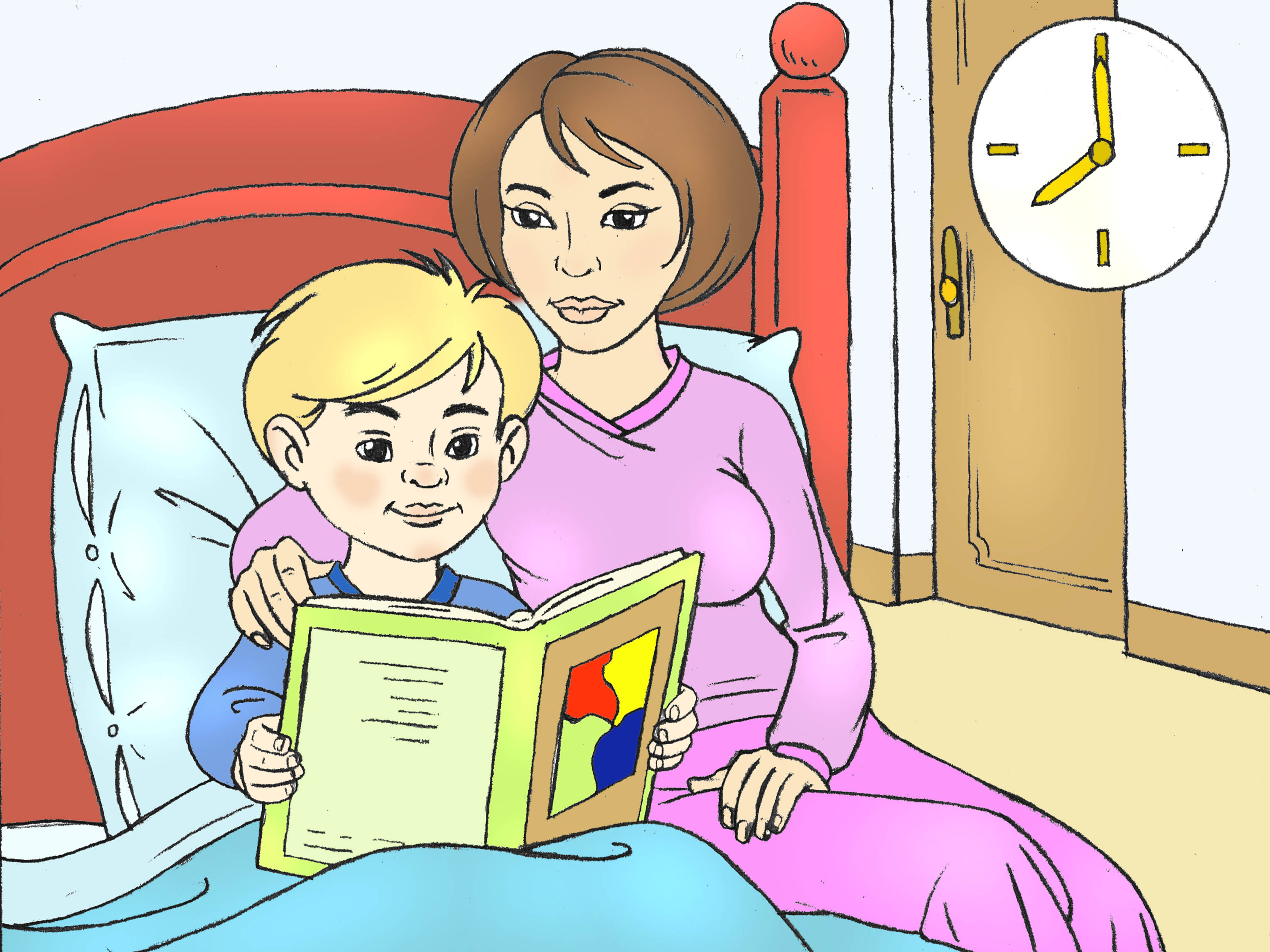 How To Discipline A Stubborn Child 9 Steps With Pictures