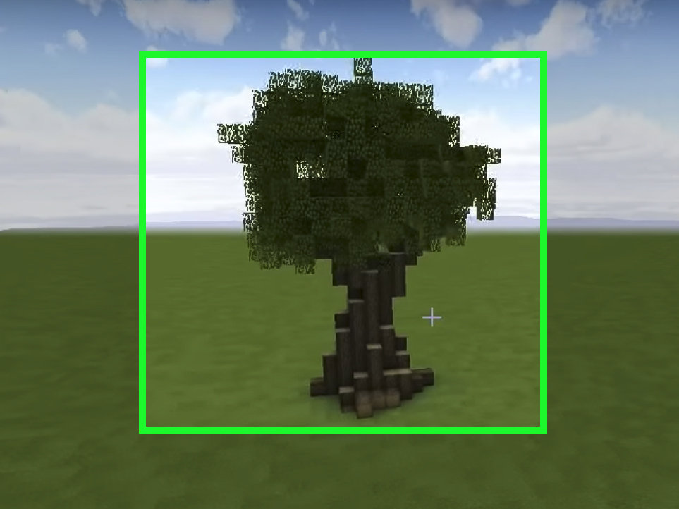 How to Build Trees in Minecraft 14 Steps with Pictures