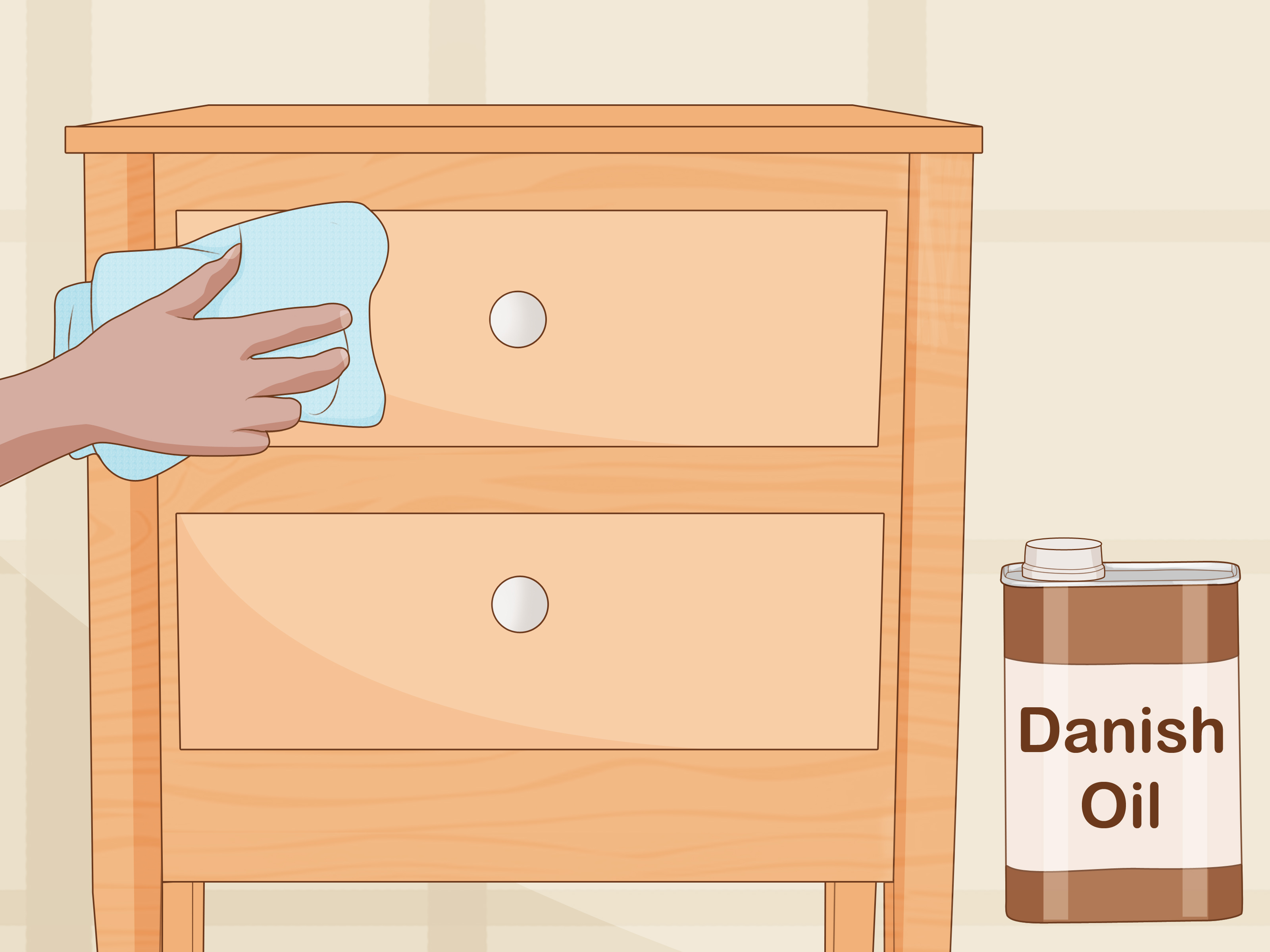 3 Ways to Refinish a Dresser