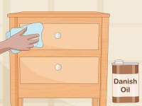 3 Ways to Refinish a Dresser - wikiHow