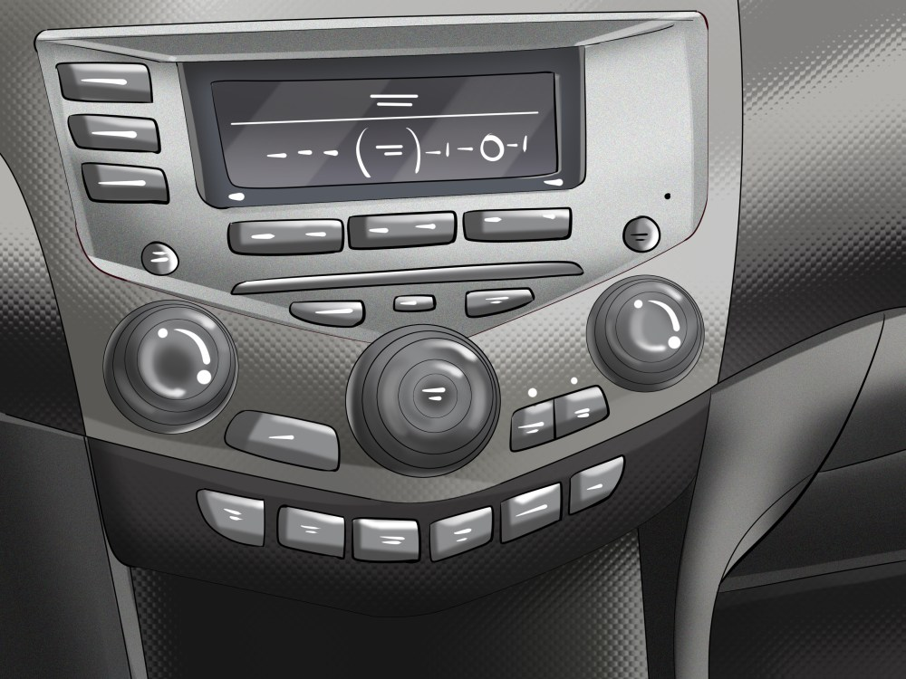 medium resolution of how to install an aux in a 2003 2007 honda accord