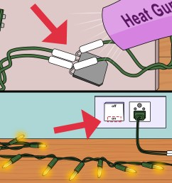 how to remove the twinkle feature from christmas lights electrical wiring for christmas lights [ 3200 x 2400 Pixel ]