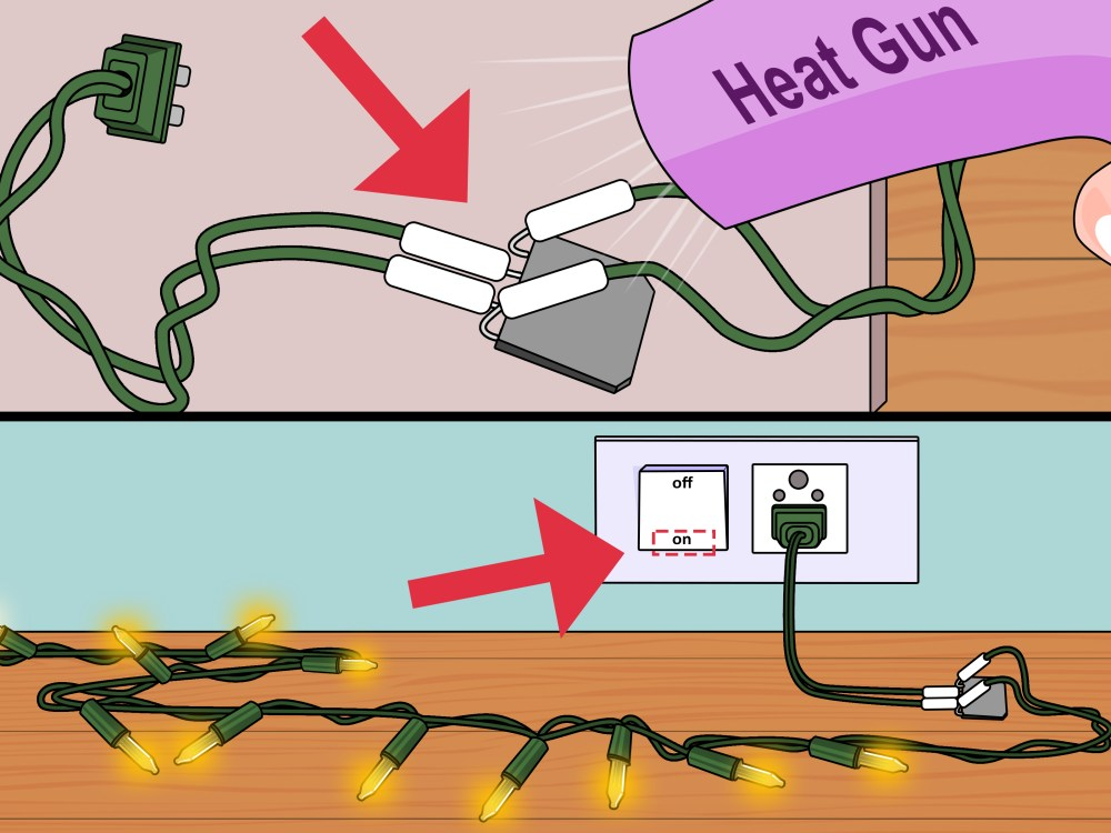 medium resolution of how to remove the twinkle feature from christmas lights electrical wiring for christmas lights