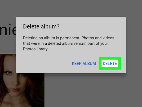 How to Delete an Album in Photos On Mac