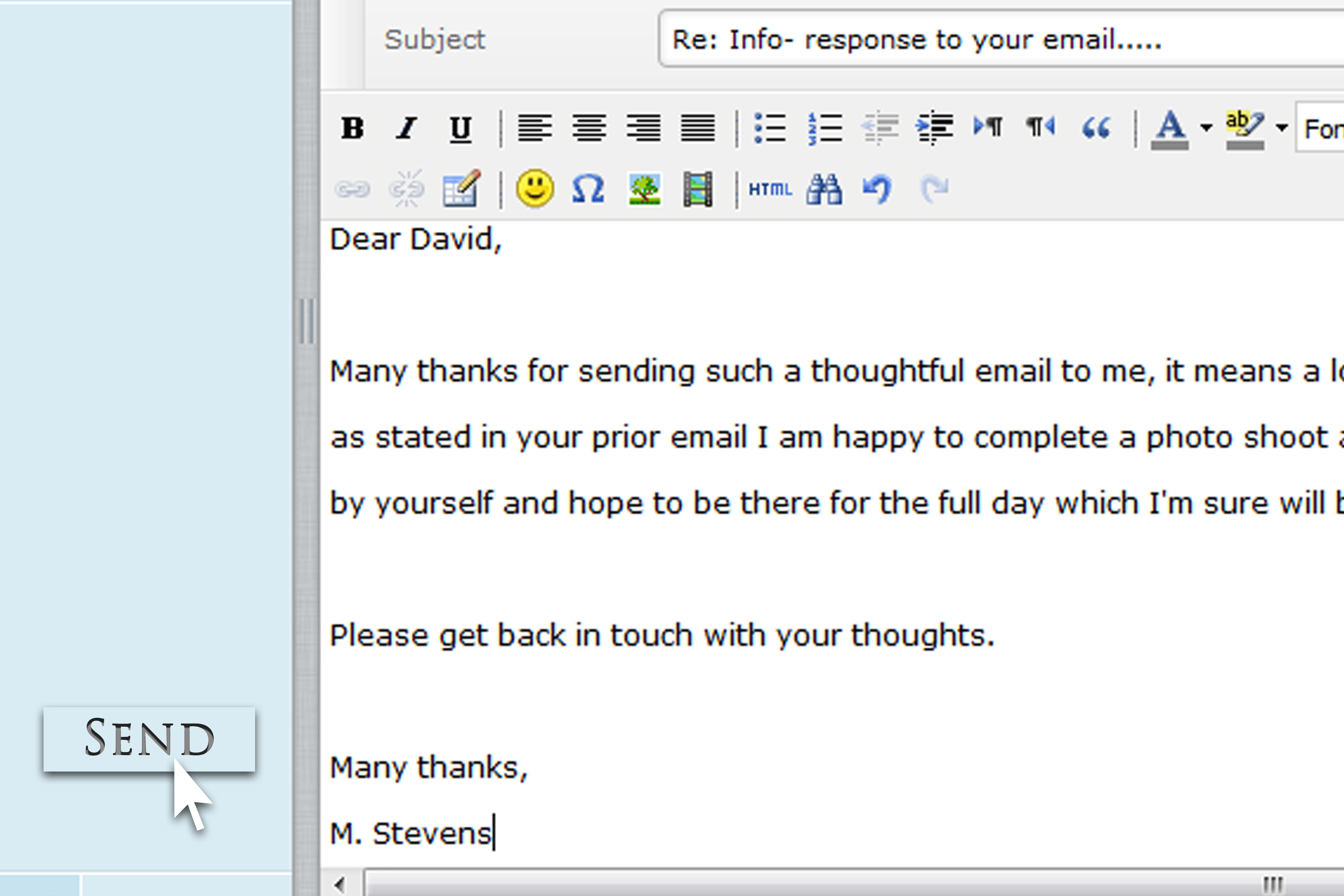 How To Respond To An Email With A Thank You 3 Steps
