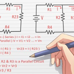 Diagram Of Series And Parallel Circuits M16 Exploded Cómo Analizar Circuitos Resistivos Usando La Ley De Ohm