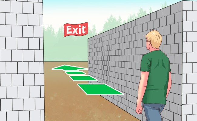 How To Find Your Way Through A Maze 10 Steps With Pictures