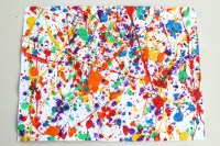 How to Splatter Paint: 11 Steps (with Pictures)