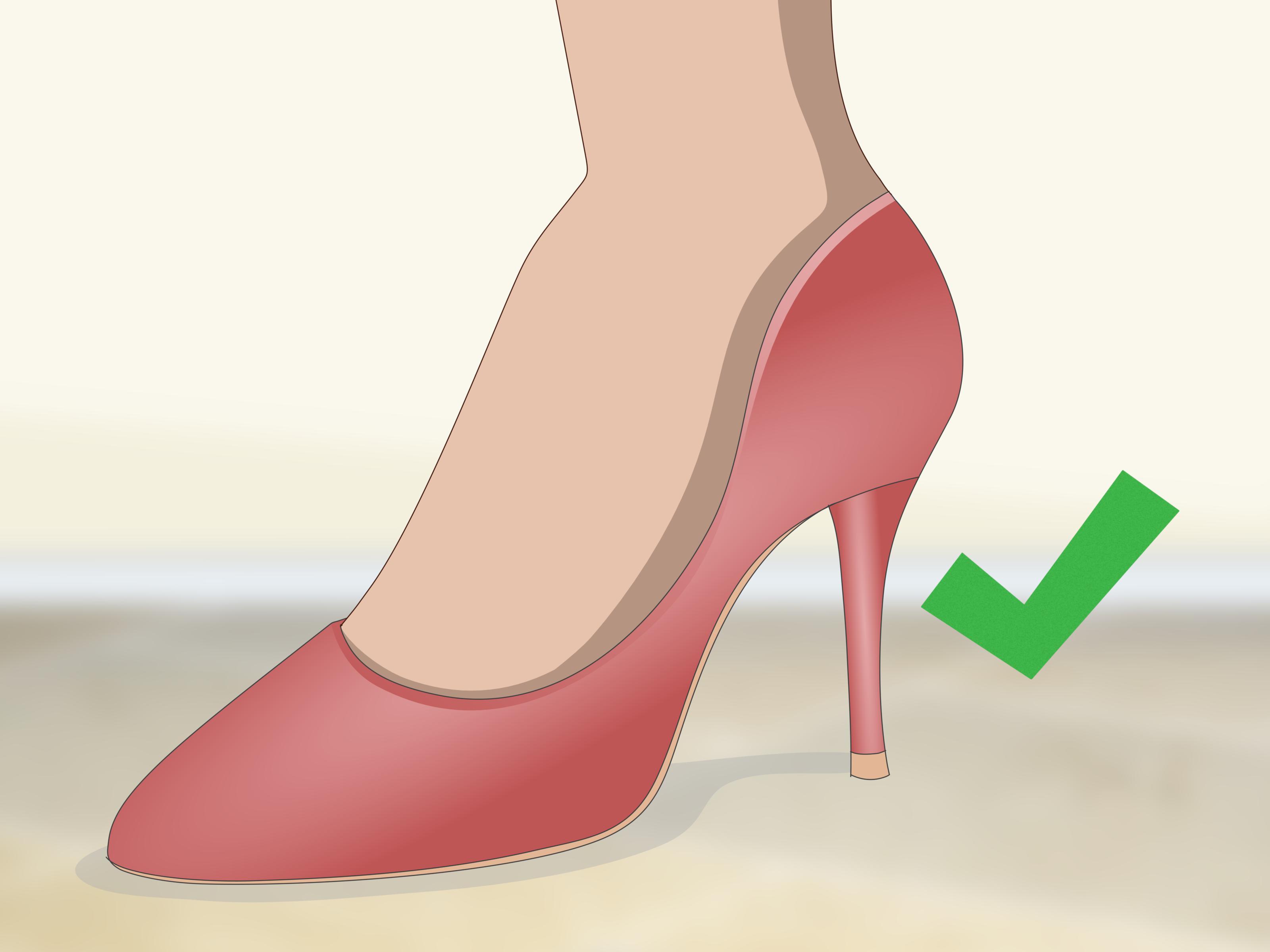 3 Ways to Measure Heel Height  wikiHow