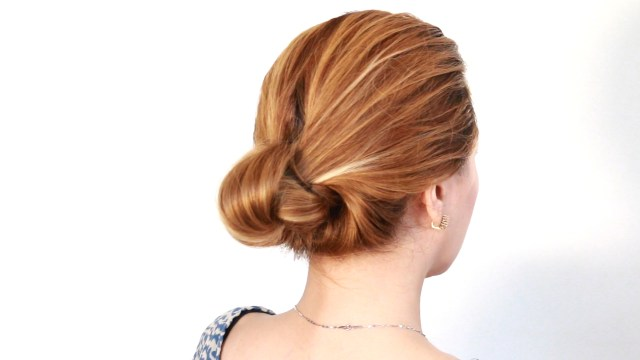 4 easy ways to do an inside out ponytail - wikihow