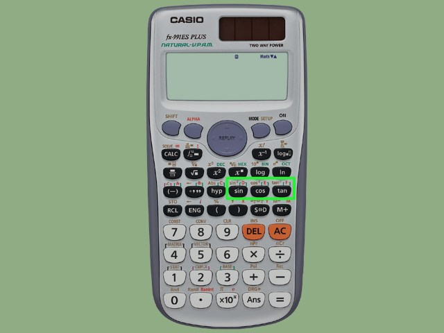 How to Use a Calculator (with Pictures) - wikiHow