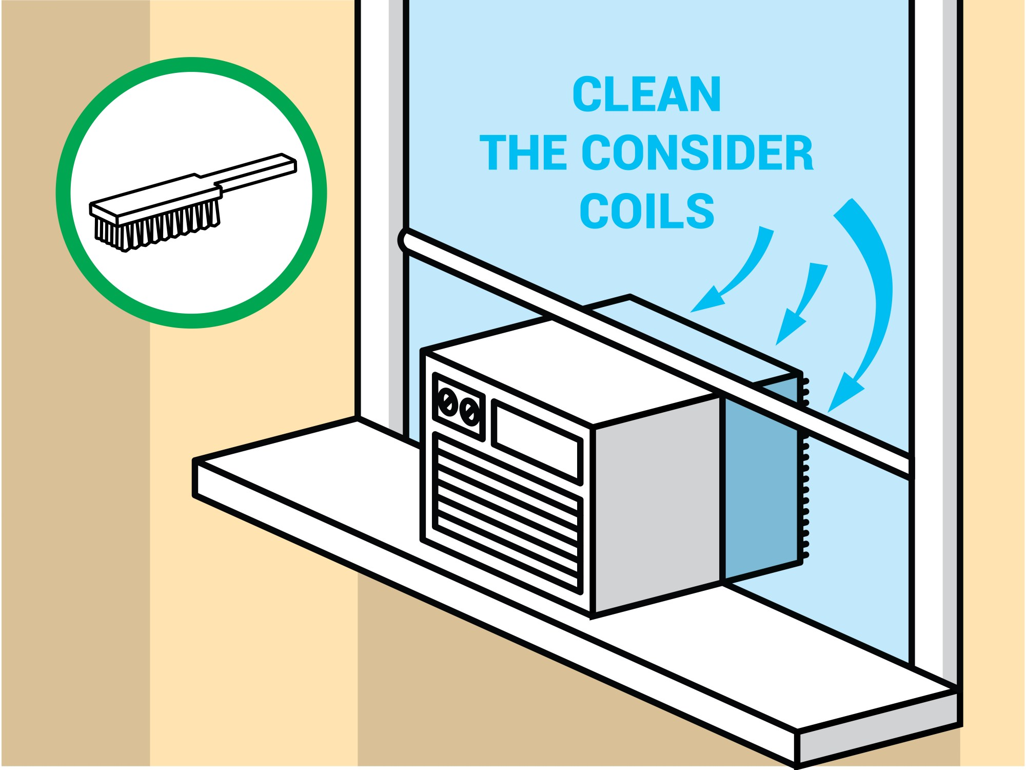 hight resolution of how to clean the filter on your air conditioner
