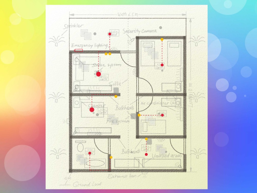 medium resolution of residential electrical plan note