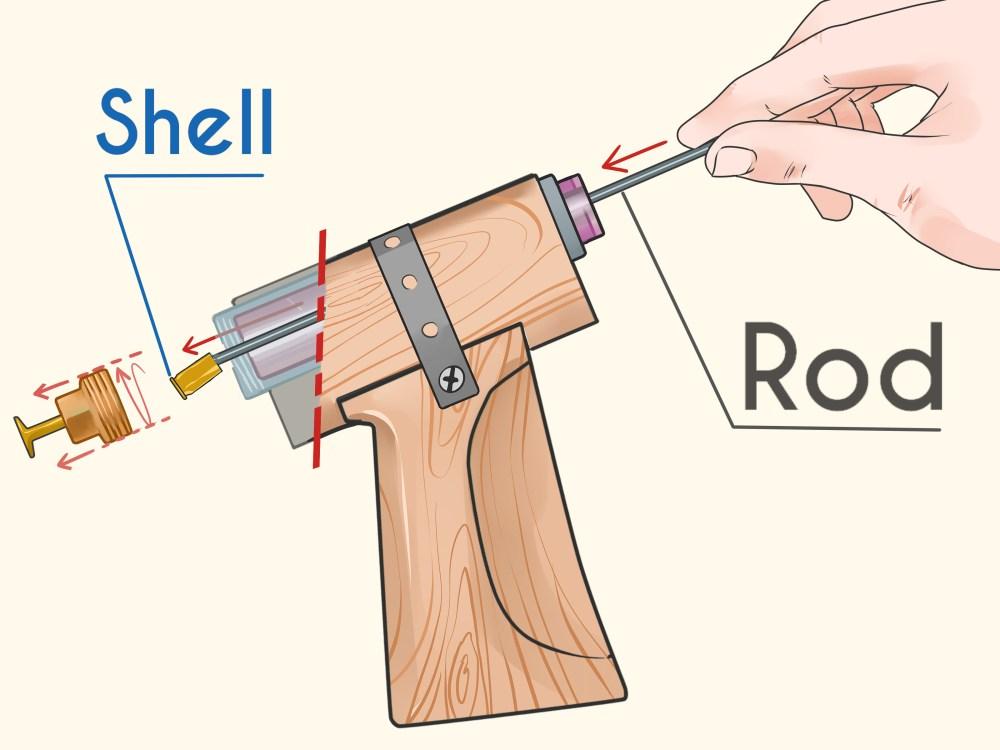 medium resolution of how to make a zip gun