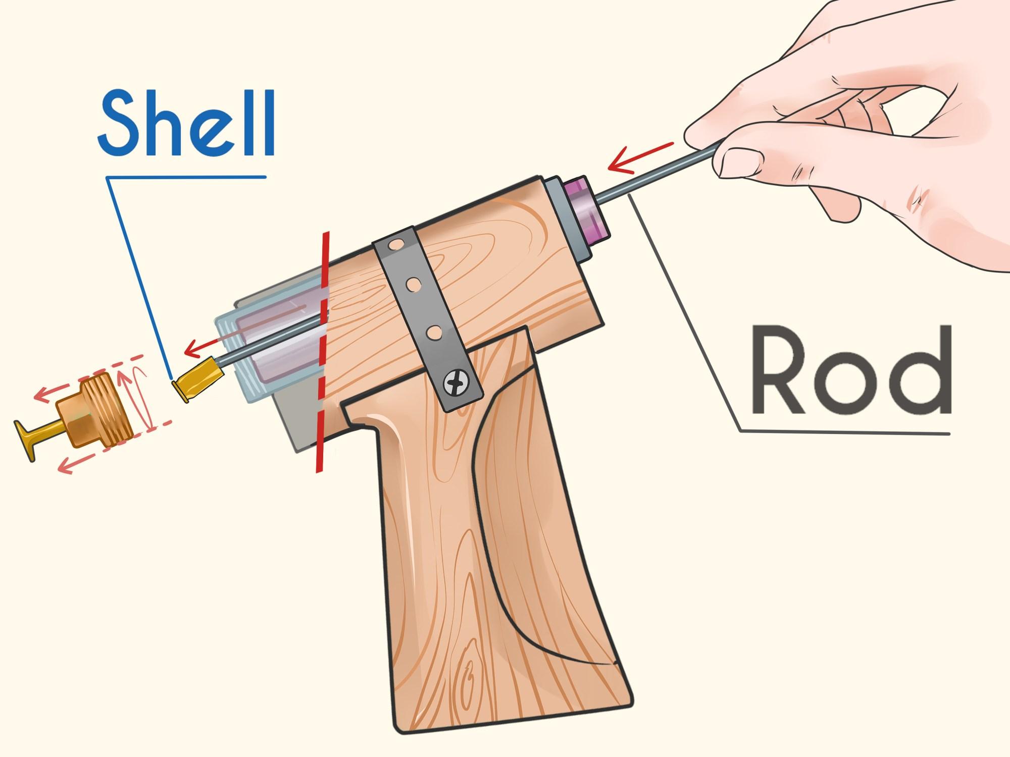 hight resolution of how to make a zip gun