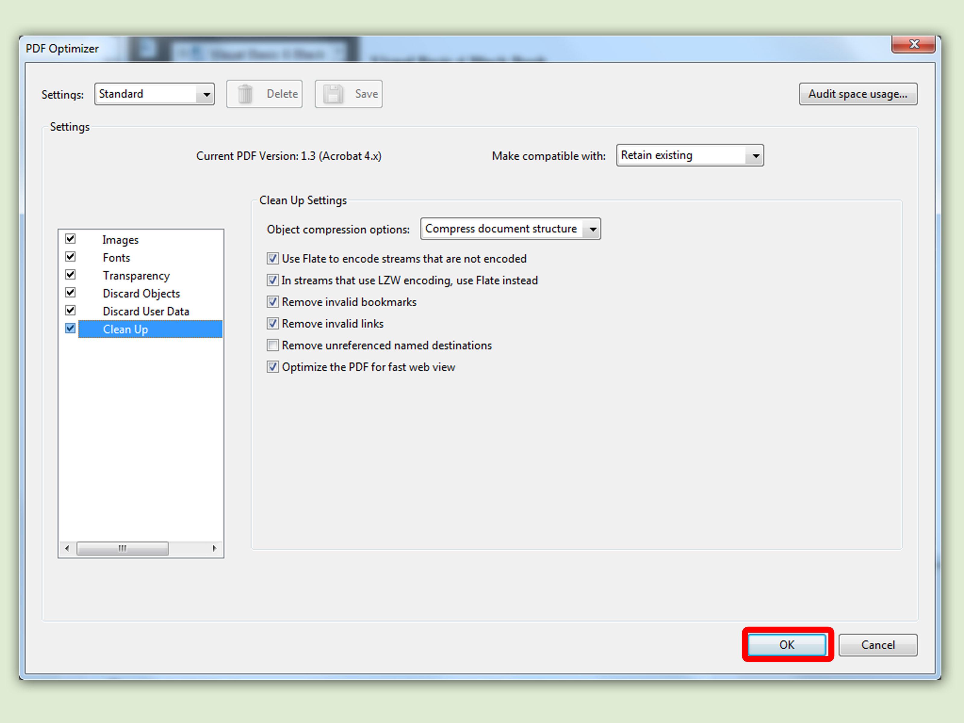 4種方法來壓縮PDF文件