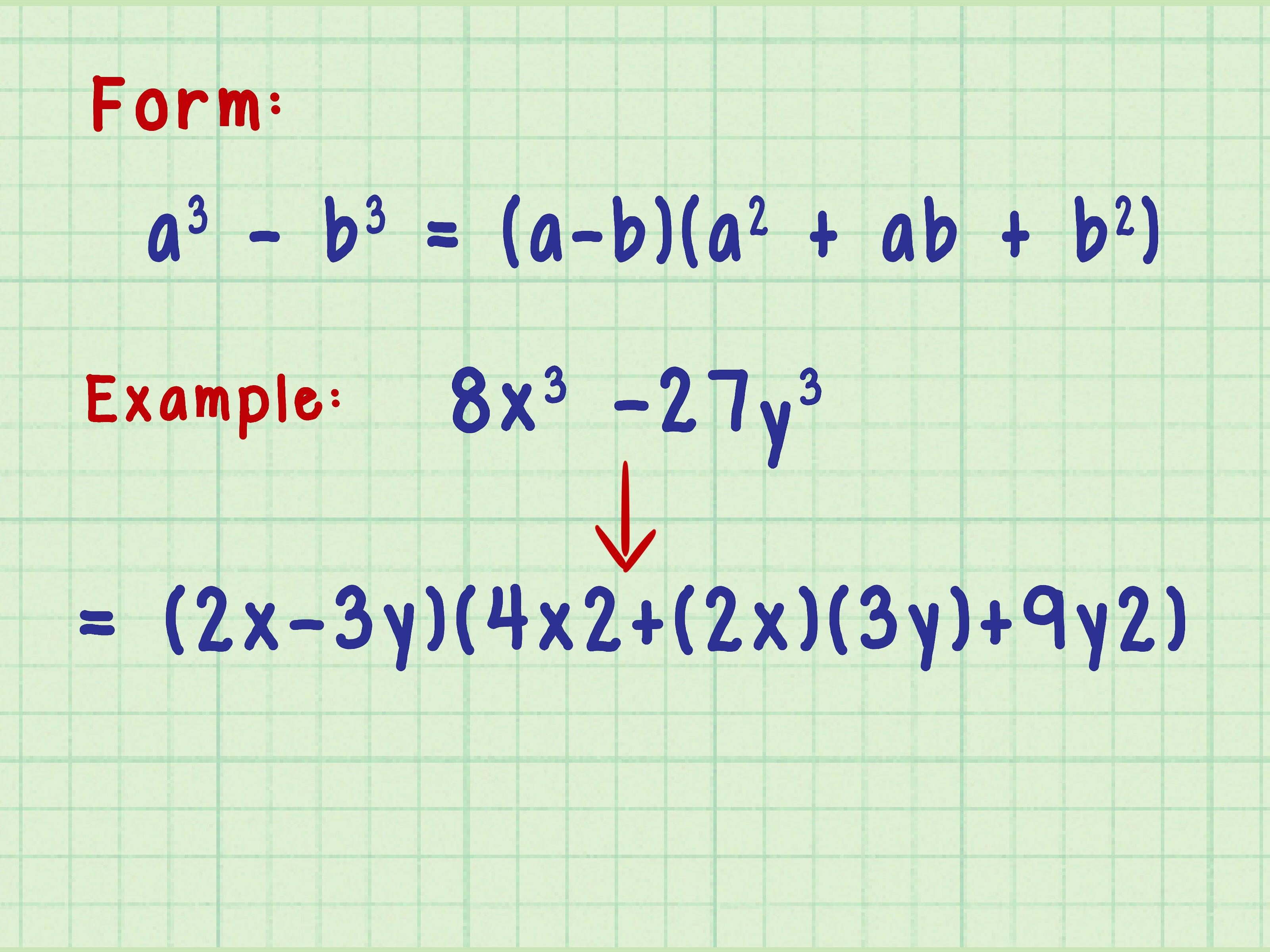 3 Manieres De Factoriser Des Equations Algebriques