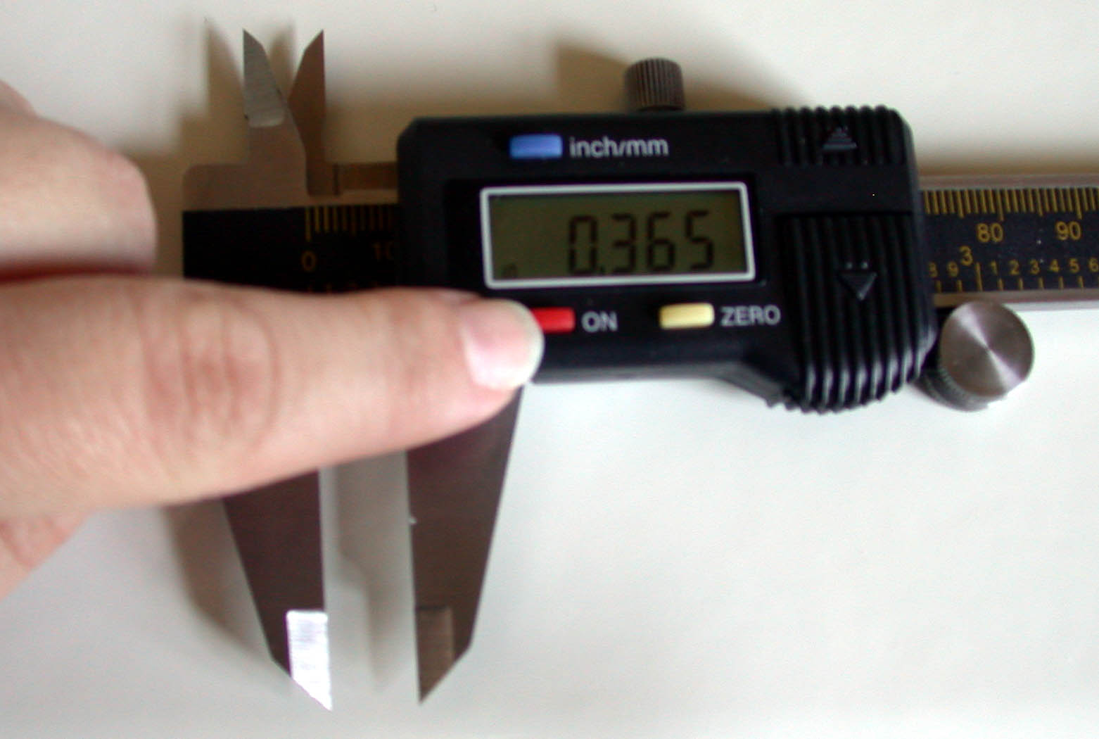 How To Use Calipers 11 Steps