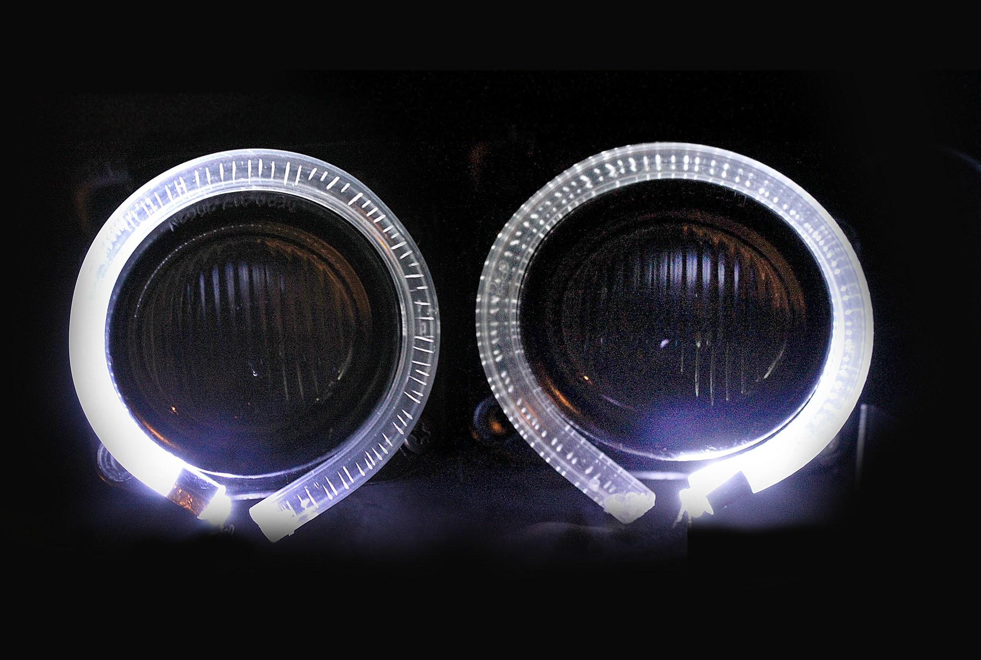 hight resolution of bmw angel eye headlights wiring diagram