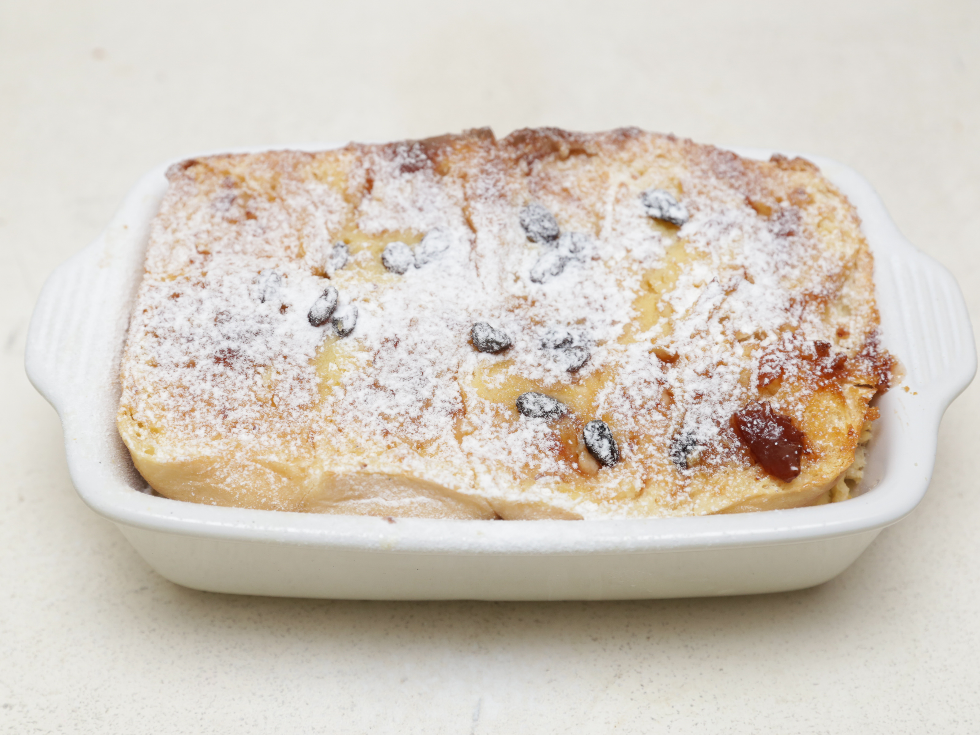 how to make bread and butter pudding with pictures wikihow
