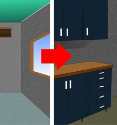 how to set up a woodshop 10 steps with pictures wikihow wiring plan home woodshop [ 3200 x 2400 Pixel ]