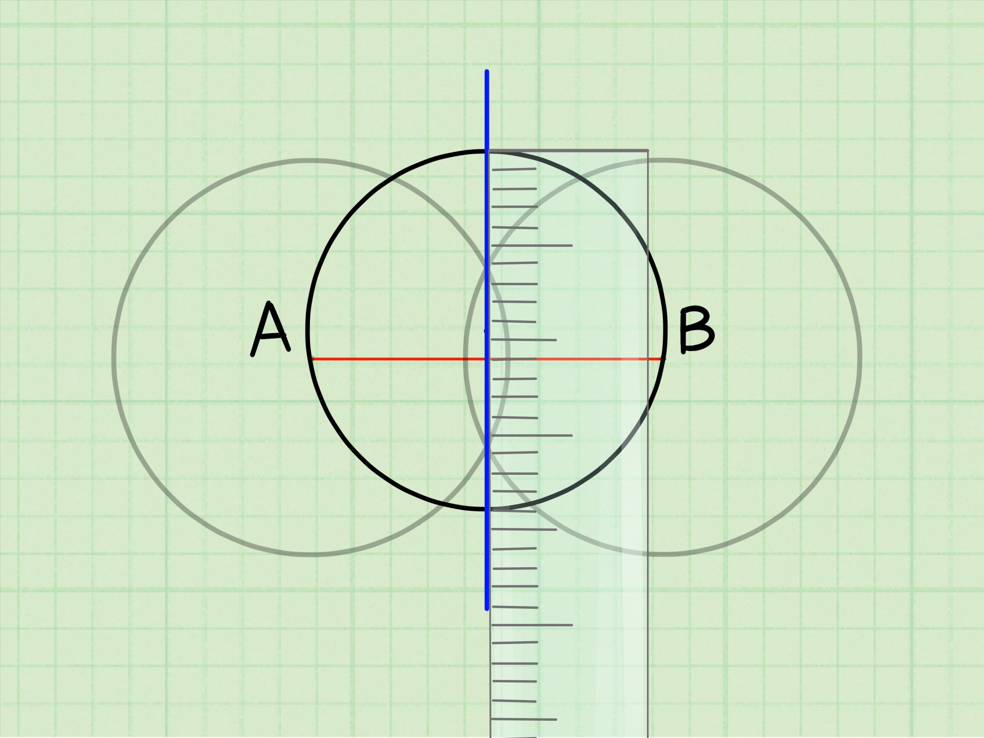 hight resolution of how to calculate the diameter of a circle
