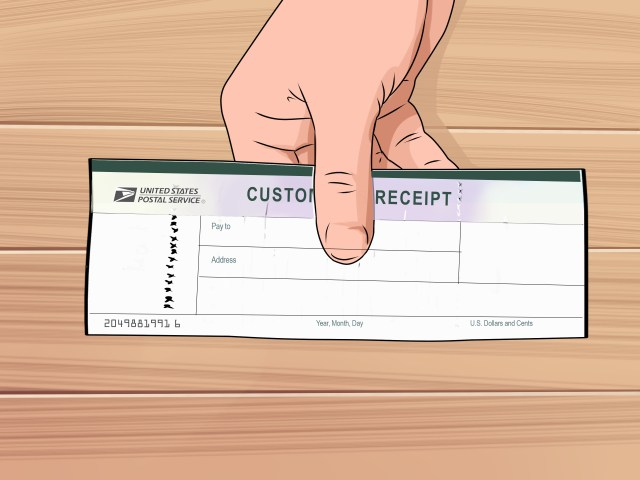 How to Fill Out a Money Order: 28 Steps (with Pictures) - wikiHow