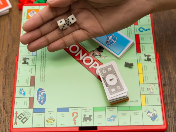 Set Monopoly Game 9 Steps With
