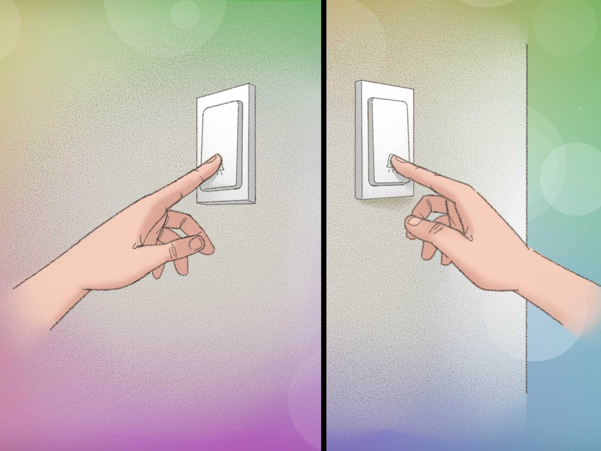 hight resolution of how to wire a doorbell