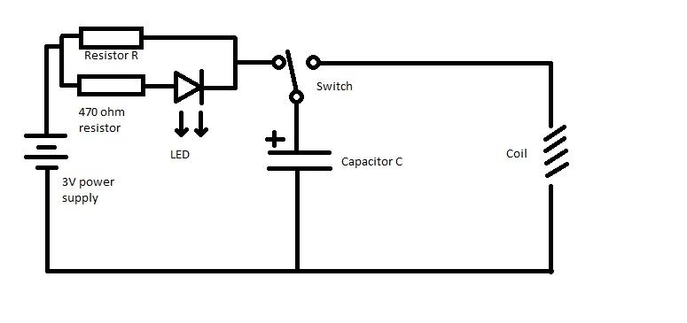 Generator Capacitor Wiring Diagram