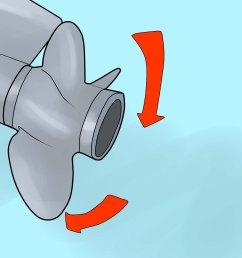 how to install your mercruiser propeller [ 3400 x 2400 Pixel ]