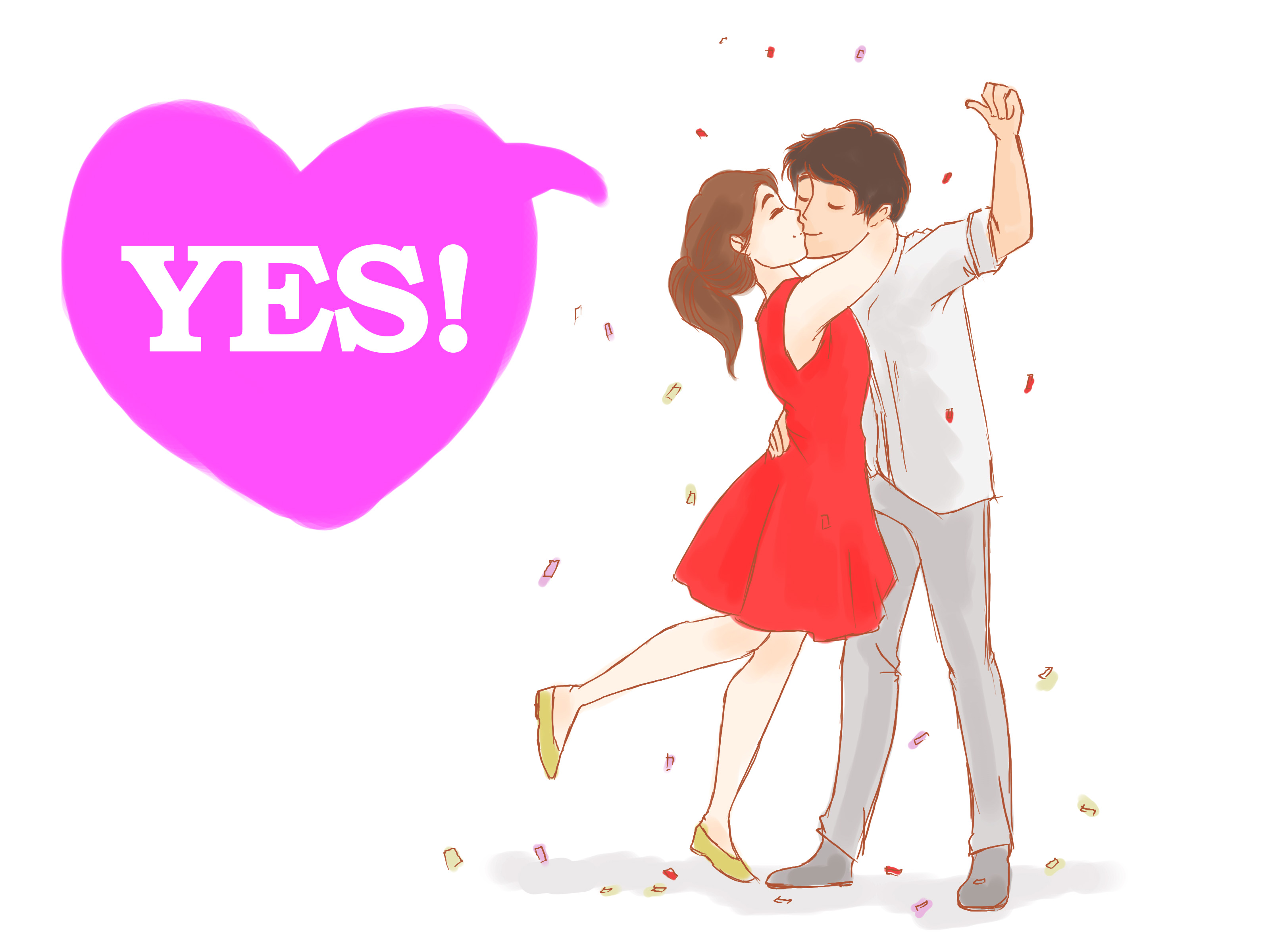 How To Propose To A Woman 10 Steps With Pictures WikiHow