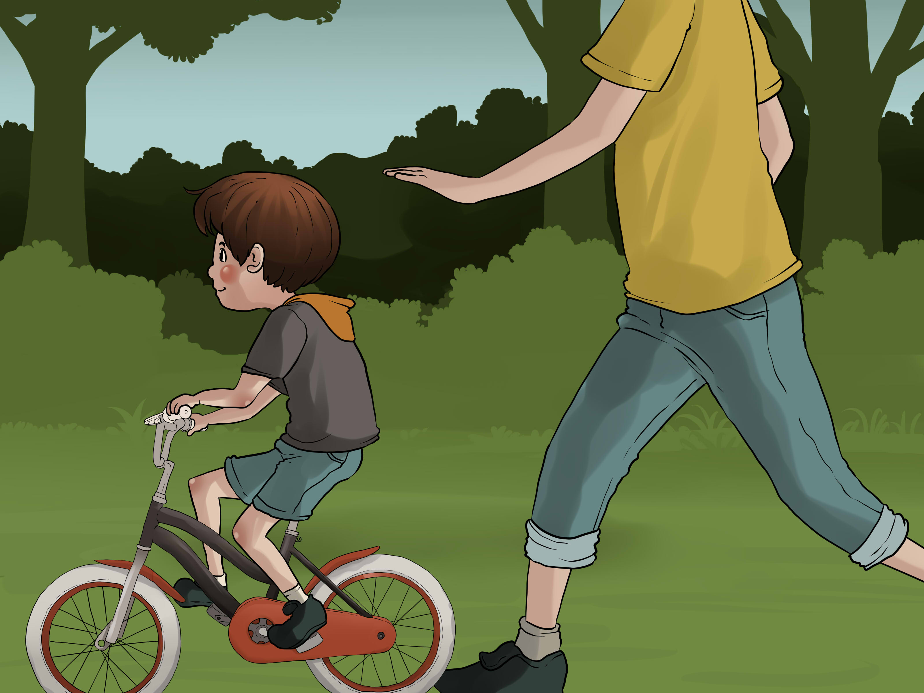 How To Teach Your Toddler To Pedal A Bike 15 Steps