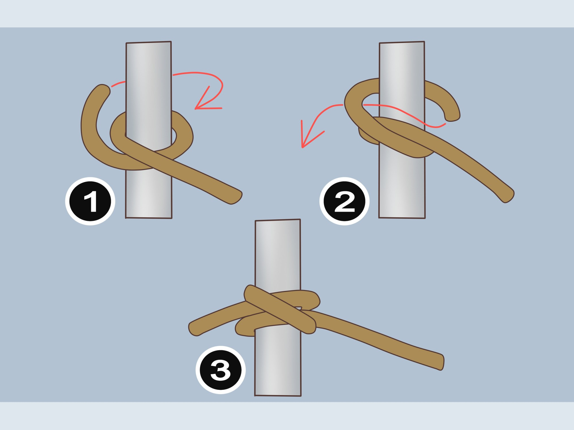 hight resolution of how to tie up a boat