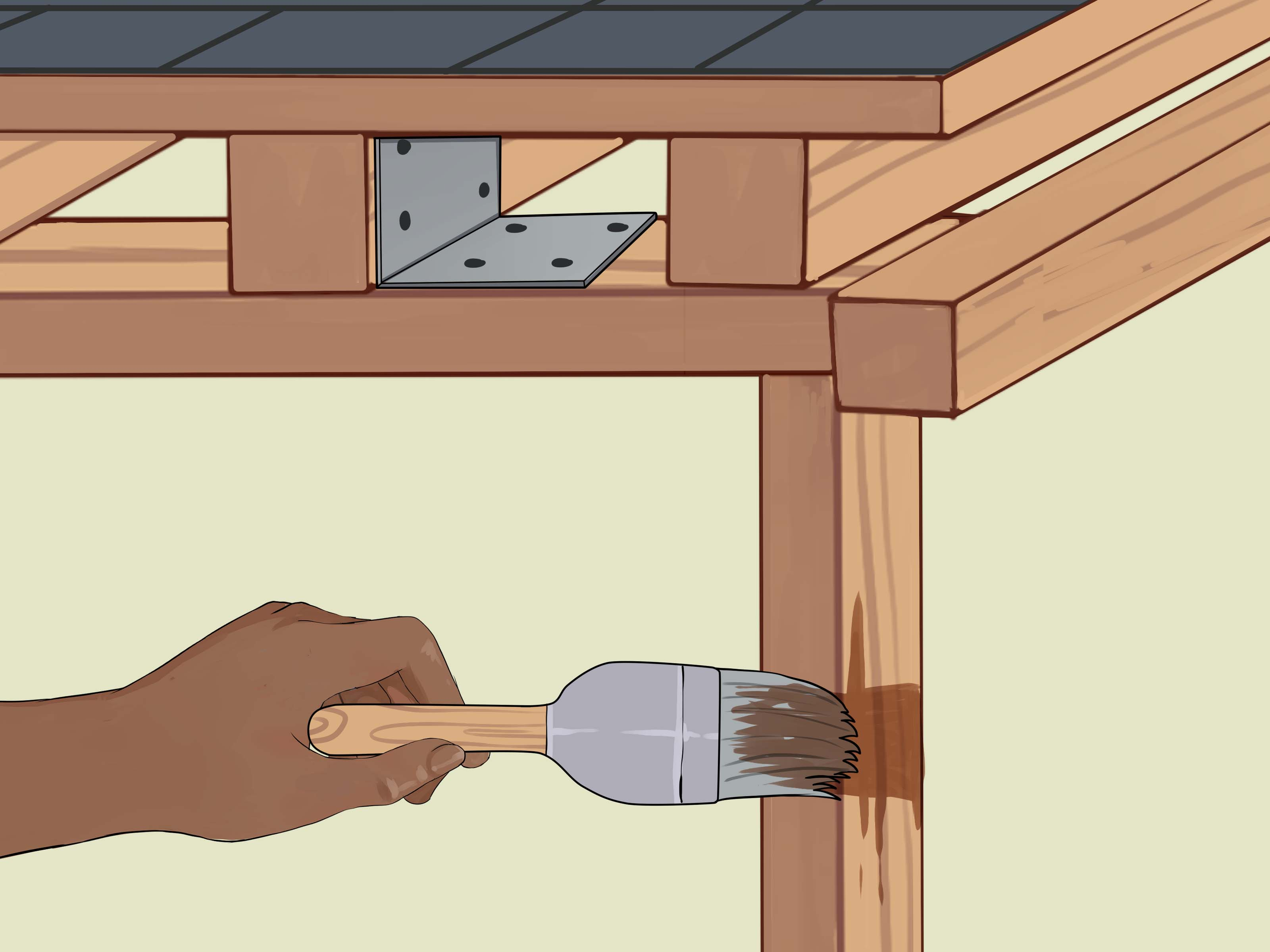 Como Construir Uma Garagem 17 Passos Com Imagens
