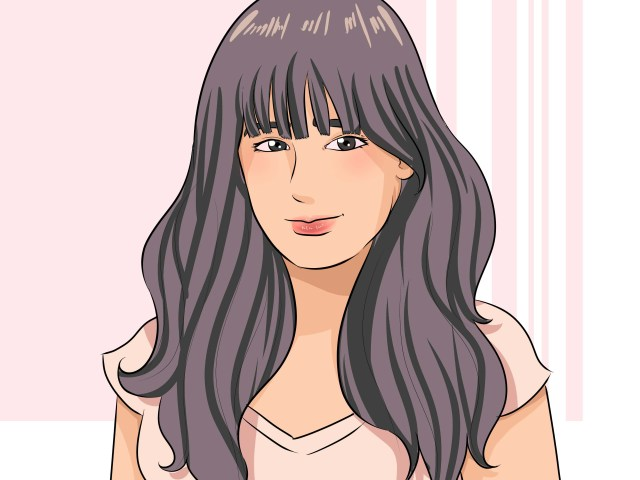 how to cut fringe bangs: 13 steps (with pictures) - wikihow