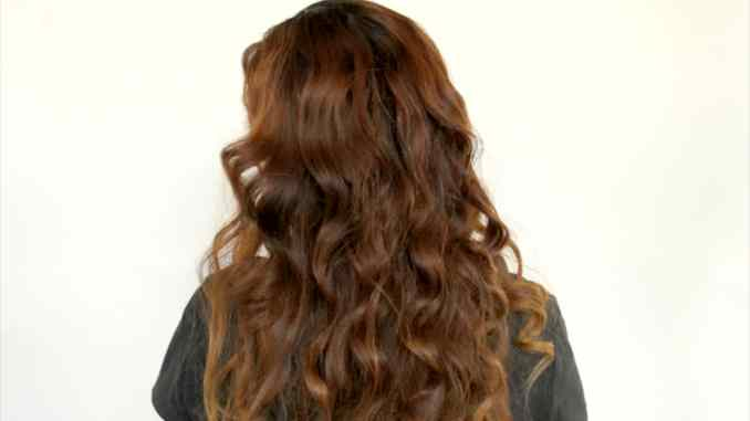 Image Result For Ways To Curl Hair With A Curling Iron Wikihow