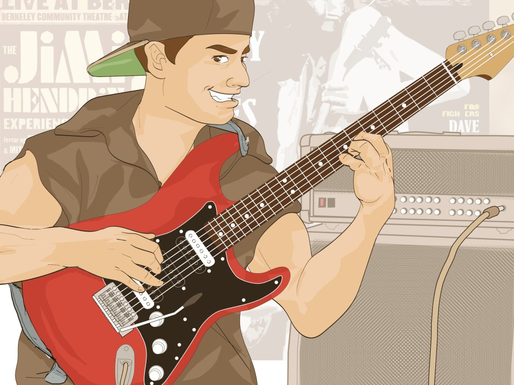 medium resolution of how to make an electric guitar